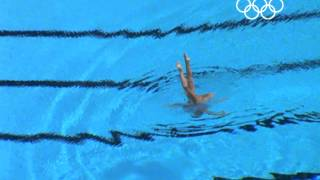 Synchronised Swimming's Olympic Debut - Los Angeles 1984 Olympics