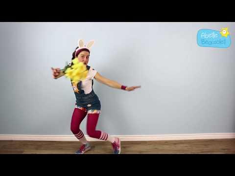 la Comptine de la Semaine #10 - Le twist du lapin - Abeille Beausoleil
