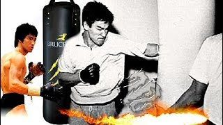 Where Does Punching Power Come From? SECRET TIP: Bruce Lee & Sugar Shane Mosley Explain, Skinny Guys
