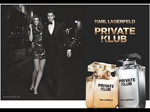 Karl Lagerfeld Private Klub | Perfumerías Laguna