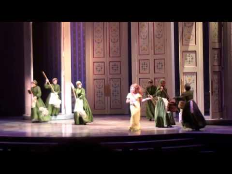 Frozen LIVE! Musical November 2016 Hyperion Theater Disneyland