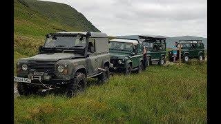 Gatescarth pass June 2018 Lake District, Cumbria, UK Green laning Land Rover Defender TD5 TDI