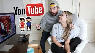 WHAT BEING A YOUTUBE COUPLE IS REALLY LIKE   ALEX & MICHAEL