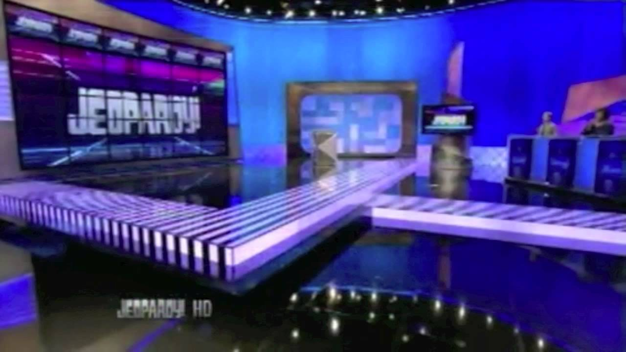 jeopardy  think music  october 2010 - present