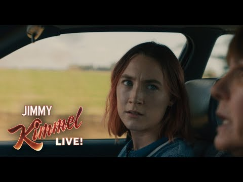 Saoirse Ronan On Lady Bird & Disneyland