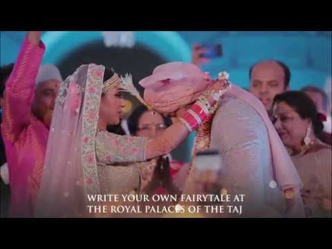 Timeless Weddings at the Taj