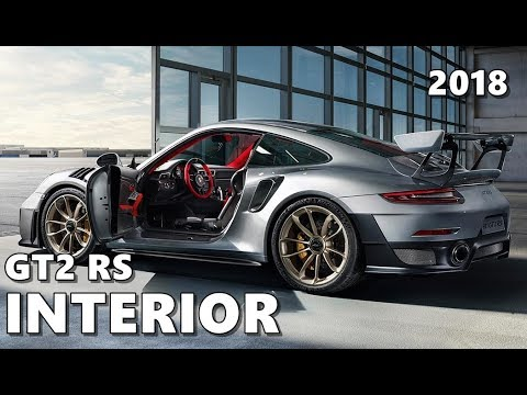 2018 porsche rsr. interesting 2018 2018 porsche 911 gt2 rs interior on porsche rsr p