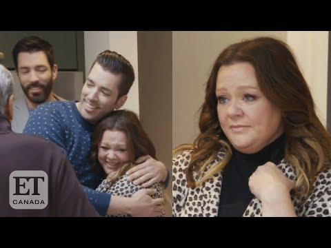 Melissa McCarthy Joined The Property Brothers on 'Celebrity IOU ...