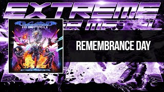 Watch Dragonforce Remembrance Day video