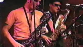The Scofflaws - live at New York Avenue, Huntington 1990