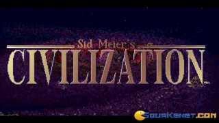 Civilization gameplay (PC Game, 1991)