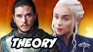 Game Of Thrones Season 8 - Jon Snow Daenerys Azor Ahai Theory