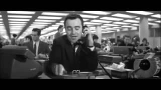 """""""El apartamento"""" (The Apartment 1960) - Trailer en español"""