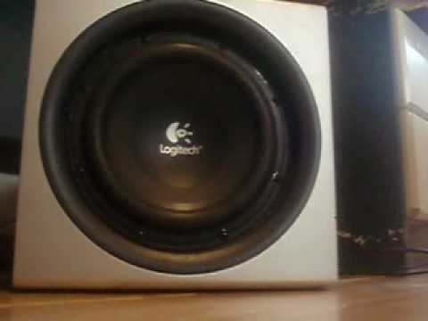Boom Boom Pow with my subwoofers