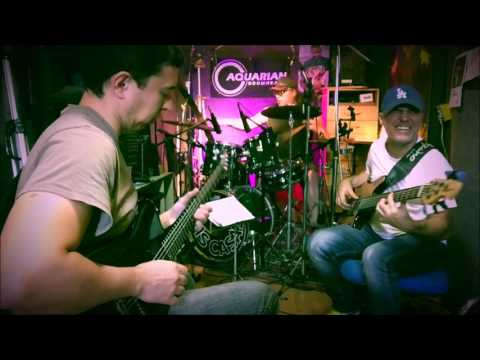 Letters Of Marque (Allan Holdsworth) rehearsal take by HBT (Holdsworth Brazilian Tribute)