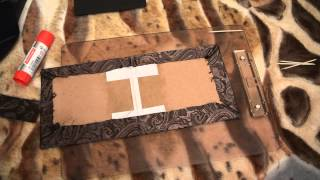 DIY Wedding DVD Box