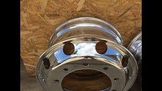 Vibration wheel polishing