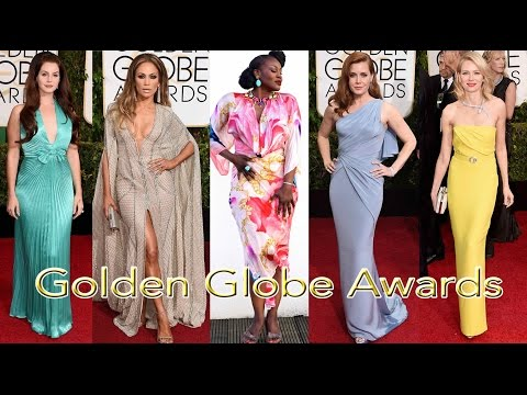 FUMI'S FASHION POLICE ON THE GOLDEN GLOBES BEST DRESSED 2015 RED CARPET REVIEW