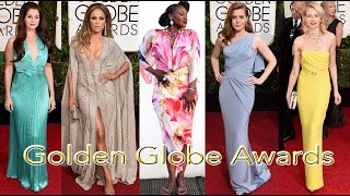 FUMI'S FASHION POLICE ON THE GOLDEN GLOBES BEST DRESSED 2015 RED CARPET REVIEW Thumbnail