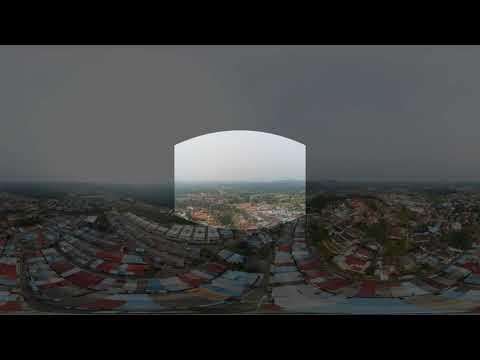 Parrot Anafi : 360 Panorama (Paloh / Malaysia)