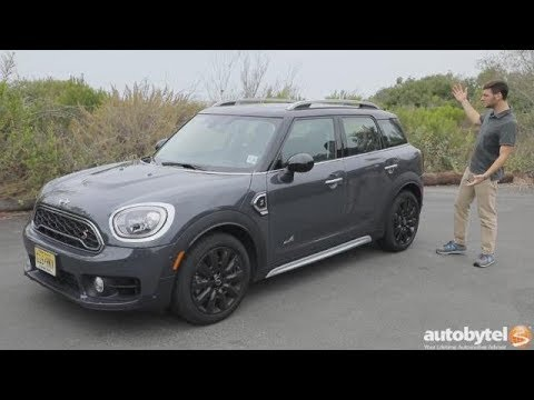 2017 MINI Cooper S Countryman ALL4 Test Drive Video Review