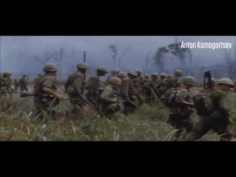 Vietnam War • The Trashmen   Surfin' Bird