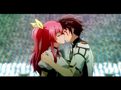 Top 10 Action Comedy Romance Anime