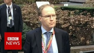 UK's ambassador to the EU Sir Ivan Rogers resigns - BBC News