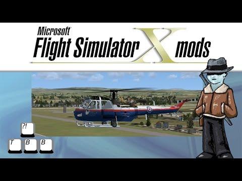 Flight Simulator X Plane Spotlight - Westland Scout