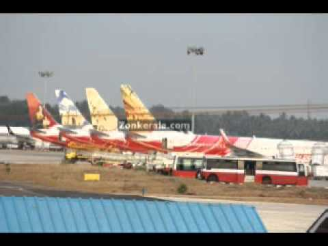 Top 10 Indian Airports Travel Video