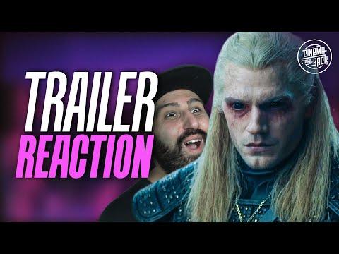THE WITCHER - Traileranalyse & Reaction