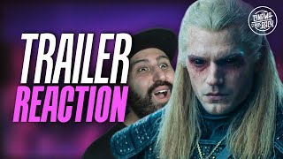 THE WITCHER - Traileranalyse & Reaction