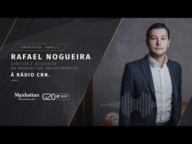 Entrevista CBN -  Recuperação do mercado financeiro na crise mundial atual.