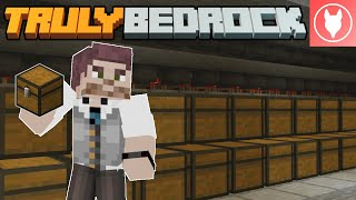 Truly Bedrock S1 : E20 - Storage for Days!