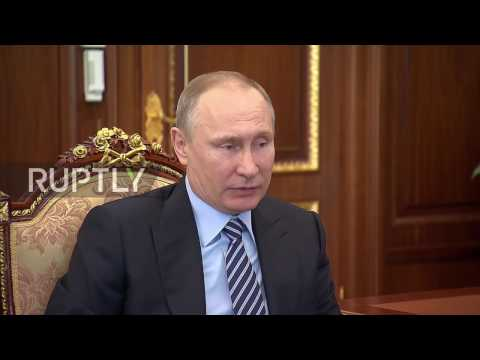 Russia: Putin to nominate head of Central Bank Nabiullina for new term