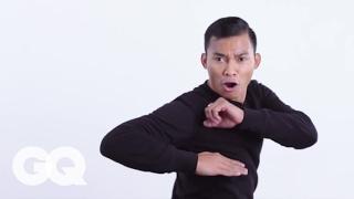 Tony Jaa Kicks and Punches Everyday Objects   GQ