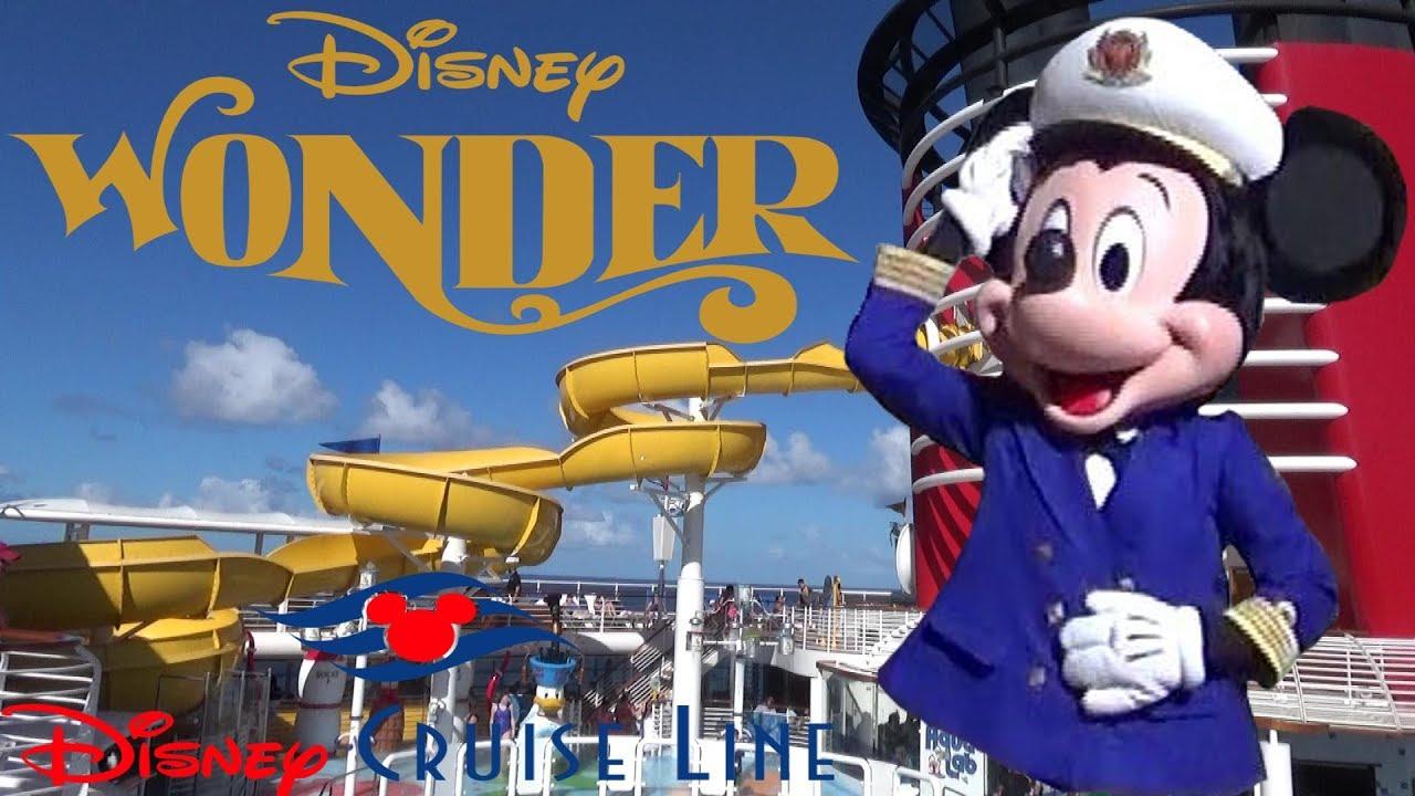 Resultado de imagen para disney wonder cruise