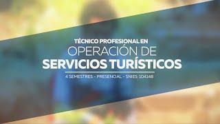 Técnico profesional en Operación de servicios turísticos   Entrevista