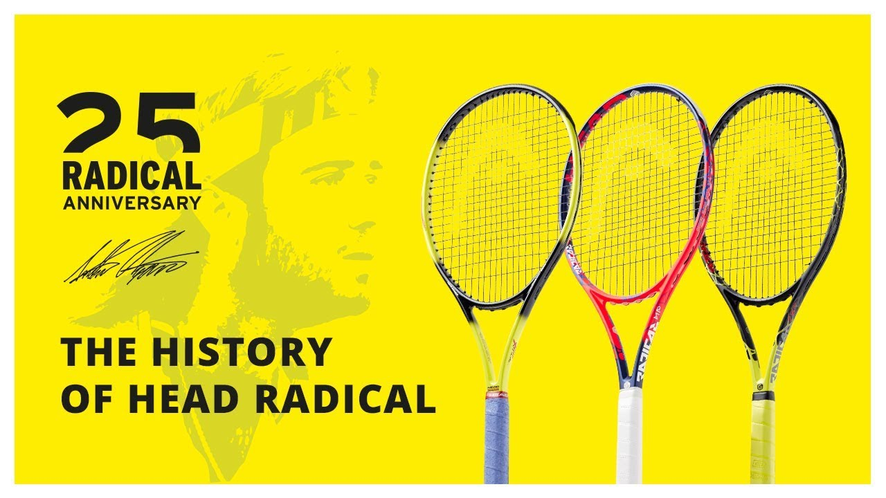 HEAD Radical Limited Edition  40ecea723d