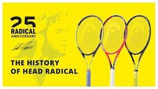 HEAD Radical Limited Edition | 25th Anniversary Showcase