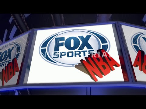 The NBA on FOX (FSN) Theme Songs with All FOX Sports Network (HD)