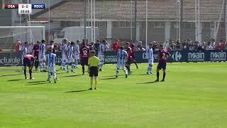 C. A. Osasuna vs Real Sociedad | Partido amistoso