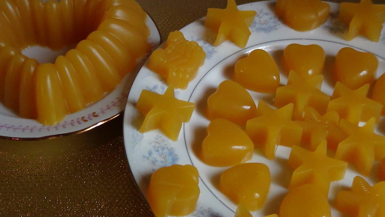 как приготовить конфеты мармелад в домашних условиях