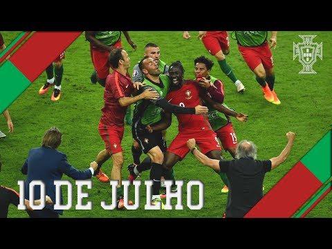 10 de Julho (Documentário EURO 2016) [Parte2]