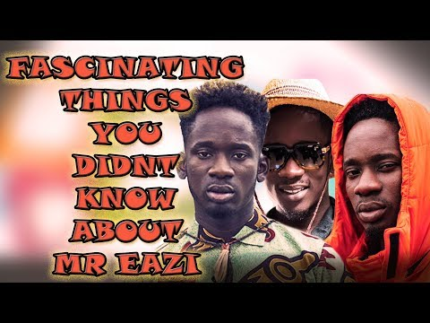 Fascinating Things You Didn't Know About Mr Eazi