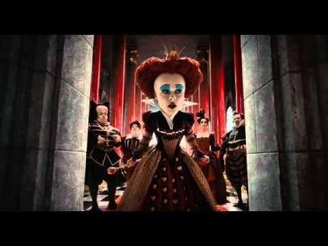 Алиса в стране чудес 2010