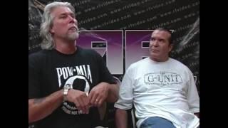 Kevin Nash & Scott Hall - Kicking Eric Bischoff
