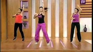 Zumba Dance in Jordan (Roya TV)