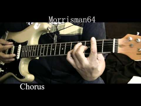 I WAS MADE FOR DANCING LIEF GARRETT - Guitar Cover chords