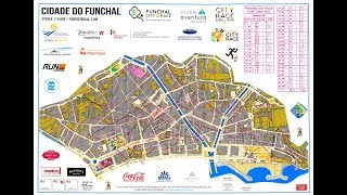 City Race Euro Tour Funchal City Race urban orienteering 9 December 2018
